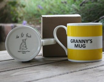 Granny's Mug Hoop Mug