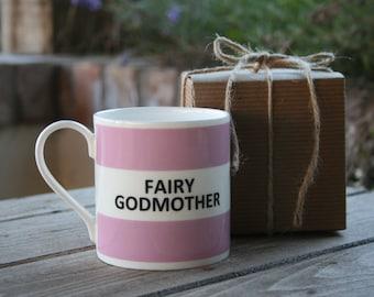 Fairy Godmother Hoop Mug