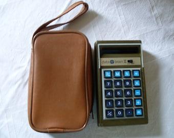 Data Brain II Calculator