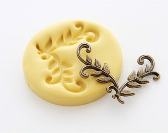 Filigree Silicone Mold