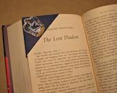 Harry Potter House Crest Corner Bookmark - Gryffindor, Slytherin, Hufflepuff, Ravenclaw