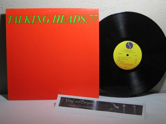Talking Heads 77 Talking Heads Talking Heads