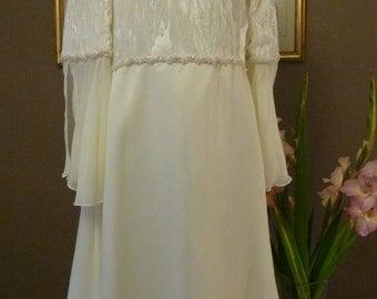 Celtic Style Bridesmaid Dress, Girl's Age 8