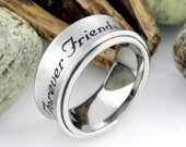 Sister Heart Necklace,,Cute Rings,,Cool Rings,,Friendship Quotes,,sterling silver,,dainty rings,,claddagh,,925 silver,,celtic love knot