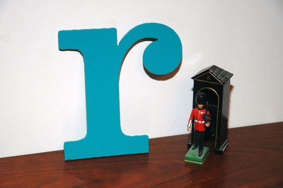 Items Similar To 6 Inch Steel Letters And Numbers
