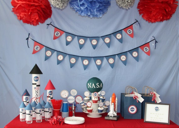 astronaut birthday party ideas - photo #40