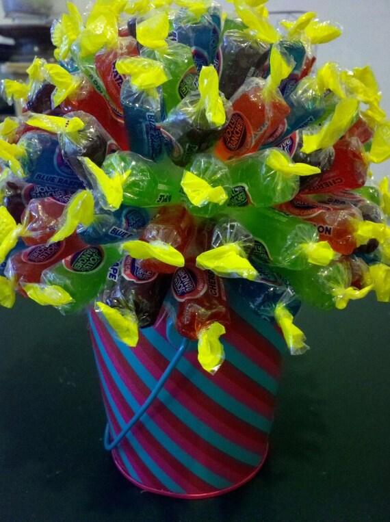 Jolly Rancher Candy Bouquet