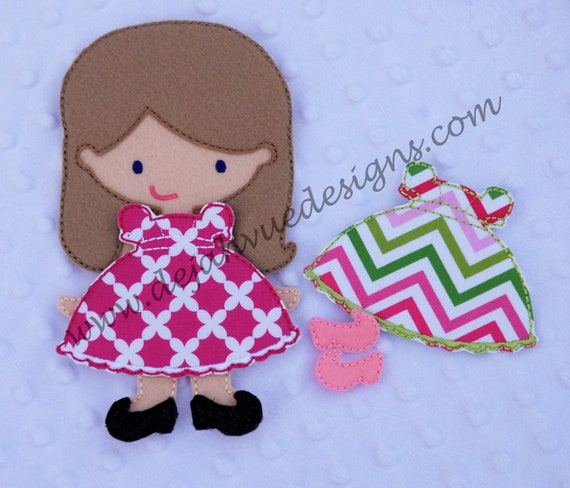 Items similar to non paper dolls in the hoop justice doll
