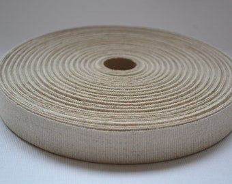 2 yards Japanese Linen fabric sewing label, fabric, crafts ribbon tape 7/8 inch / 2cm