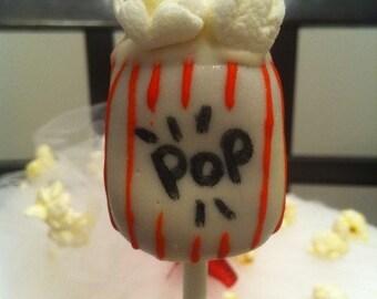 Popcorn Cake Pops