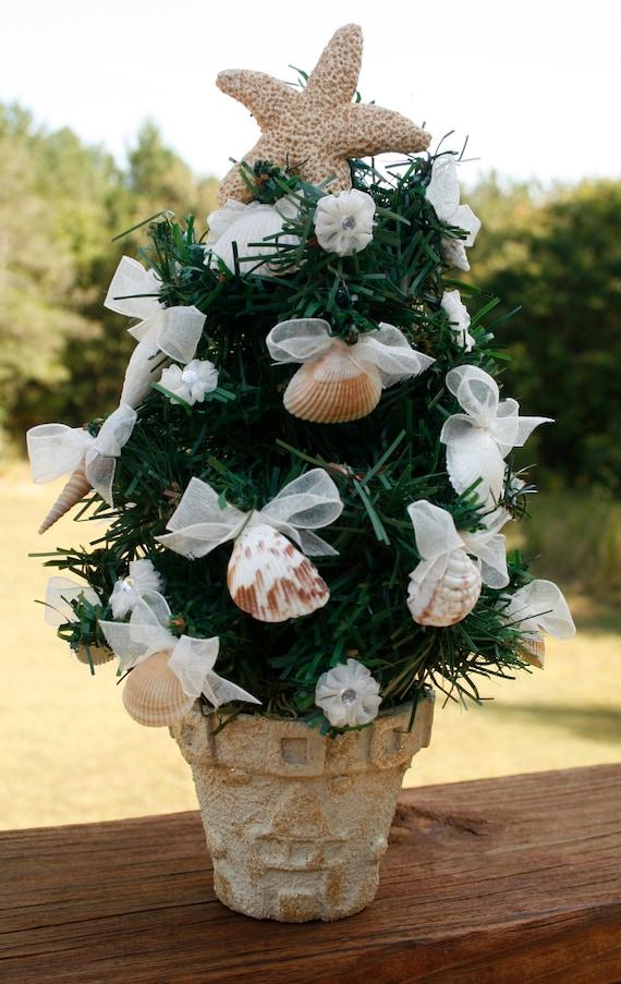 Theme Christmas Tree Tree Beach Theme