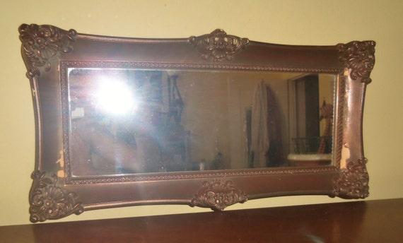 Vintage Turner Mirror Hollywood Regency