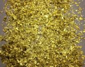 Chartreuse Flakies .035 - Nail Glitter - SAMPLE to 2 oz