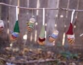Darling Holiday Gnomes- Set of 6