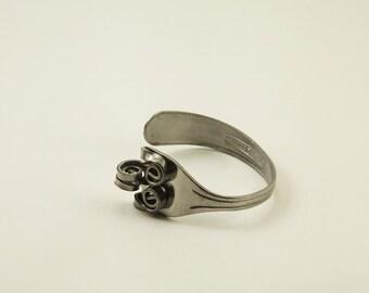 Fork Bracelet - Stainless Steel - Style 7 Tomforkery