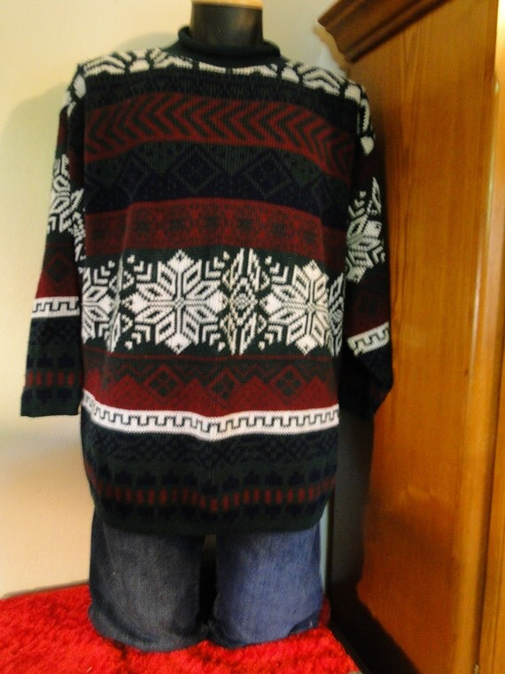 Cheap Ugly Christmas Sweater Mens 21 by ABetterSweaterShop