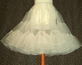 Petticoat, tulle petticoat in 4 colors