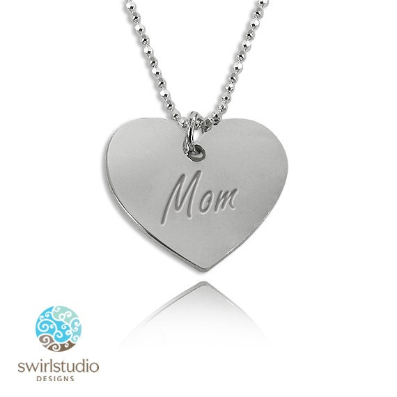 personalized s day necklace sterling by