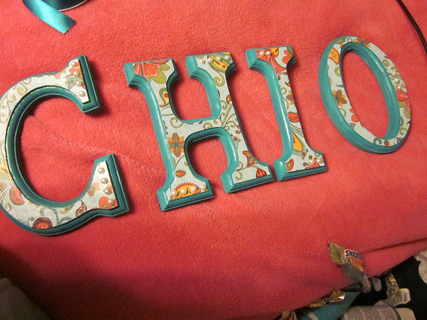 wooden custom sorority letters 4 letters zoom