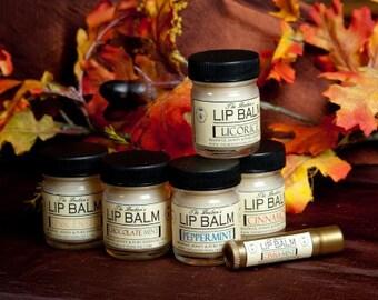 Lip Balm - Jar
