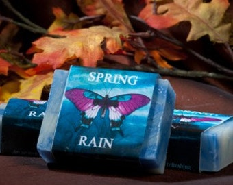 Soap Bars - Spring Rain