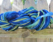 Thick & Thin (TNT) wool Yarn