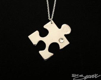 Sale! 20% off. Puzzle2 Necklace
