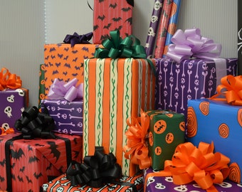 Nightmare Before Christmas Wrapping Paper
