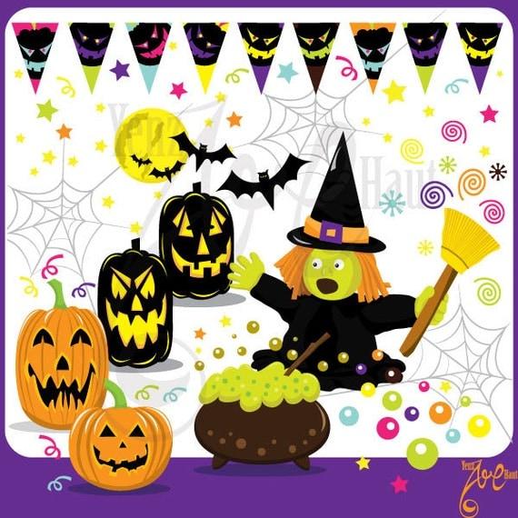 free halloween clip art invitations - photo #50