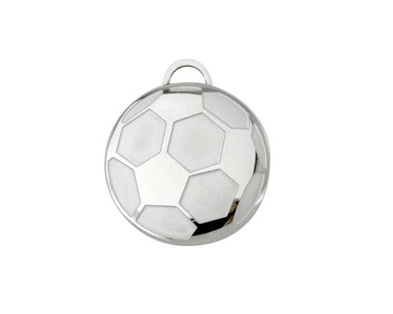 Stainless Steel Soccer Ball