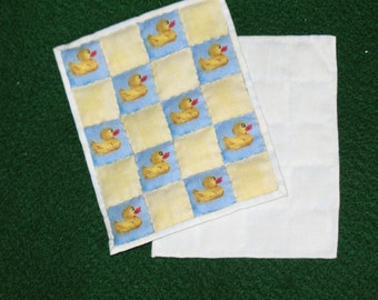 Half Scale Dollhouse Quilt