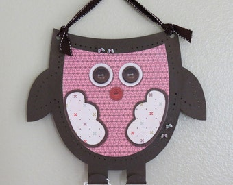 Owl Jewelry Holder