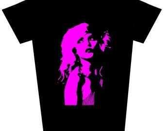 Ladies Blondie/Debbie Harry - Cool Retro Rock Music T-Shirt