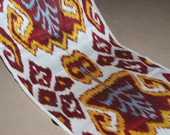 Superb Ikat fabric 1 yard