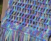 Crocheted Child's Scarf