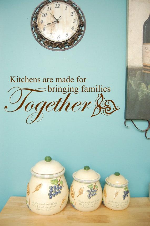 Scripture Quotes For Kitchen Quotesgram