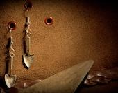 SALE* Pair of Spade Earrings