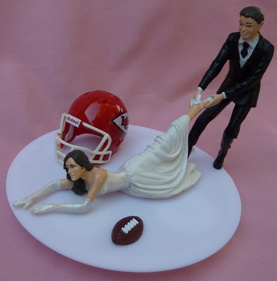 wedding cake bakeries kc wedding cake topper kansas city chiefs g football themed with 21871