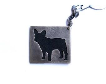 Silver Keychain | Solidarity Jewellery