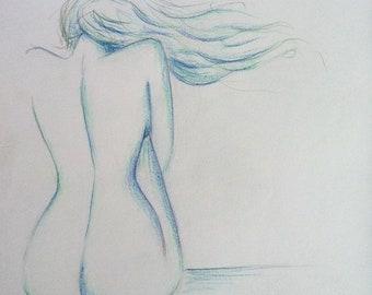 Original Artwork - 'Loneliness'