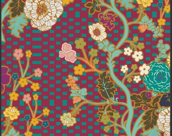 Indie marqueterie   ginger art gallery 0,5 m pure Cotton