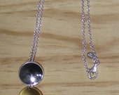 RLM Studio Circle Pendant Necklace