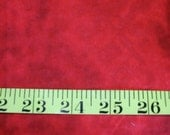 FQ Fat Quarter SEWING QUILTING Fabric Cotton Flannel A E Nathan Comfy Flannel Red