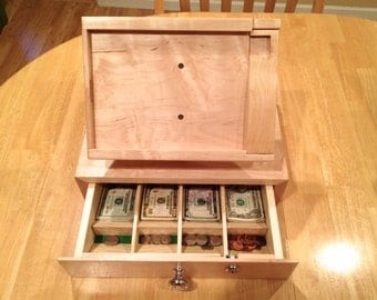 IPad stand for Square Users - With Cash Change Drawer - POS Point of Sale