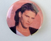 Angel from Buffy the Vampire Slayer 1 1/4 inch Pinback Button