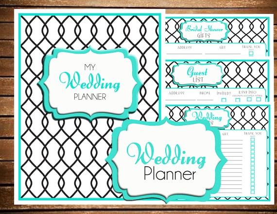 Wedding Planner Ideas Book: Wedding Planner Wedding Binder Wedding Planner Book Wedding