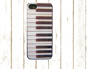 Piano IPhone Case, Musical Cell Phone Case, Iphone 5/5S Case,  Iphone 6 /6S Case,