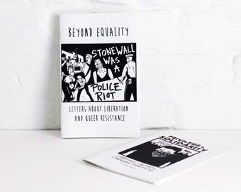 Zine: Letters about Liberation and Queer Resistance