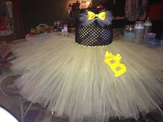 Bruins Tutu Dress on Etsy