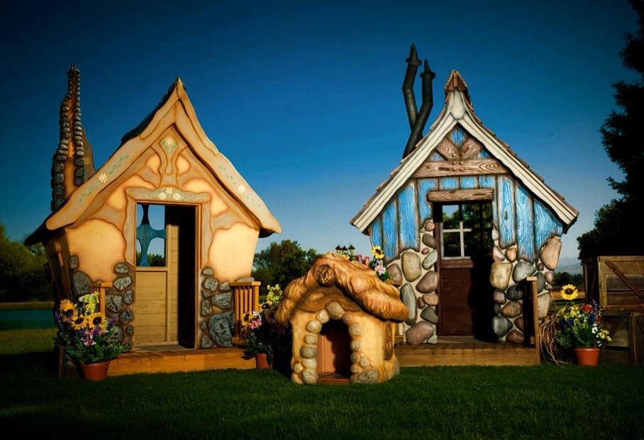 Huck S Hideout Playhouse